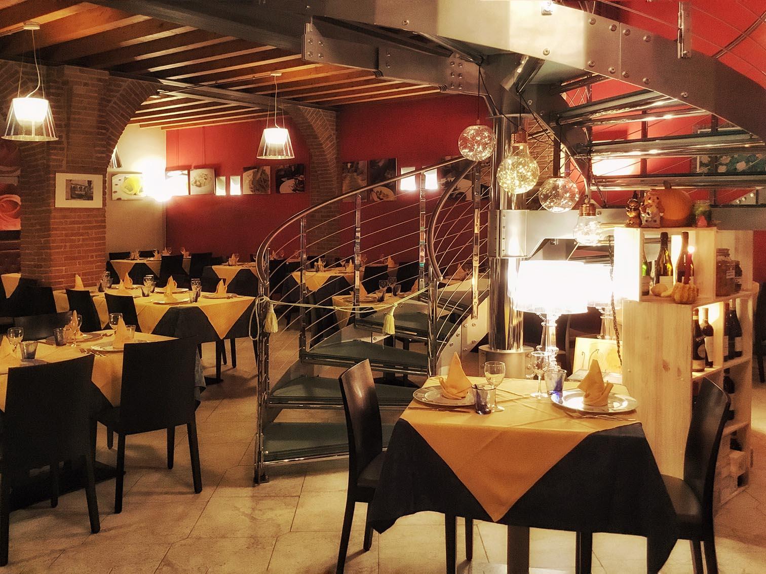 sala, ristorante, trattoria
